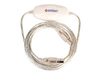 "c-enter USB 2.0 High-Speed PC-Link-Kabel ""Driver Free"""