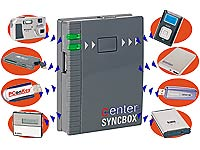 "c-enter Daten-Synchronizer ""Syncbox"""