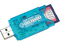 "c-enter Micro Card Reader/Writer SD/MMC USB 2.0 ""Card Storage"" SDHC"