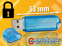 c-enter USB Data-Protector & Recovery-Stick