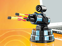 "c-enter Super-Action 2er-Set mit 2x USB-Raketenwerfer ""Tech.Level 3"""