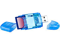 ; Multi-Card-Reader mit SIM- und Smartcard-Reader Multi-Card-Reader mit SIM- und Smartcard-Reader